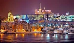 Prague cityscape 1 week itinerary
