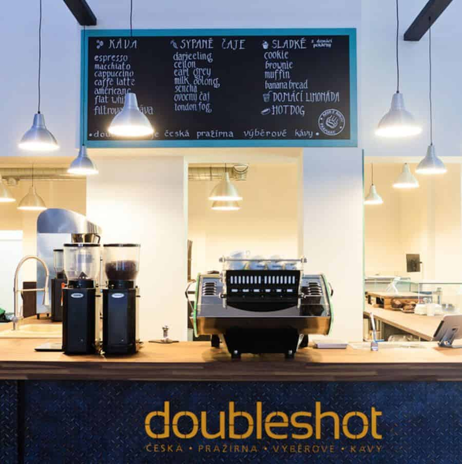 Doubleshot coffee Digital nomad Prague Remote working locations