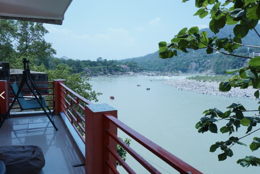 Himalayan Yoga Retreat - Rishikesh