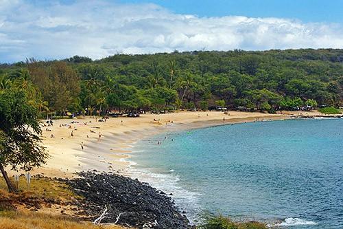 Hulopoe-Beach-Park-Lanai
