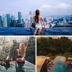 Incredible Infinity Pools in South East Asia