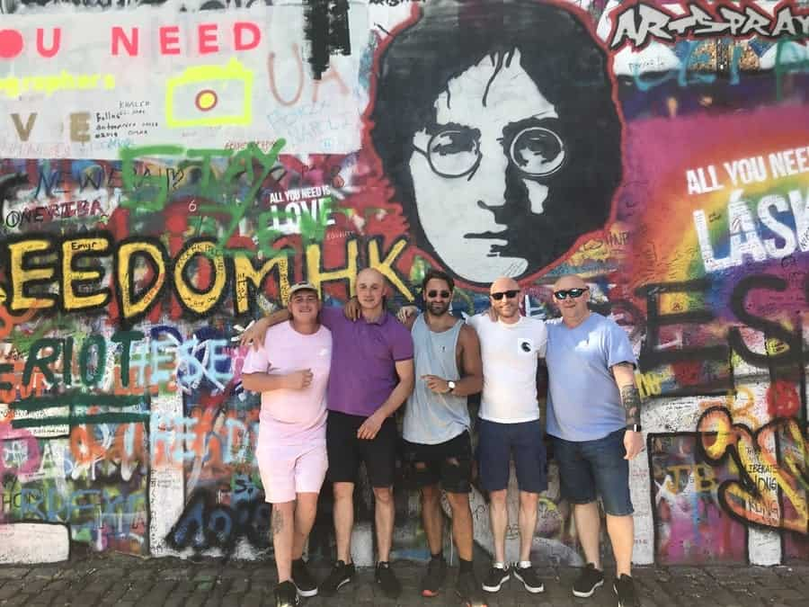 John Lennon Wall Prague Street Art