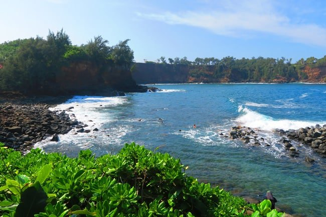 Keokea-Beach-Park-Big-Island-Hawaii-picnic-spot
