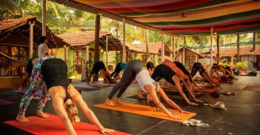 Kranti Yoga retreat india Budget