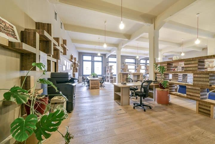 Paper-Hub Coworking space