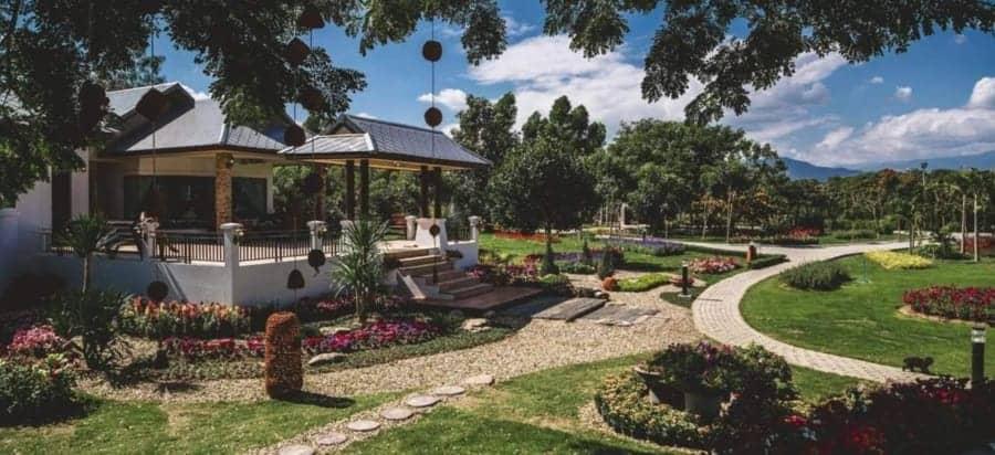 Parinda Garden Retreat - Chiang Mai-Yoga-Spa