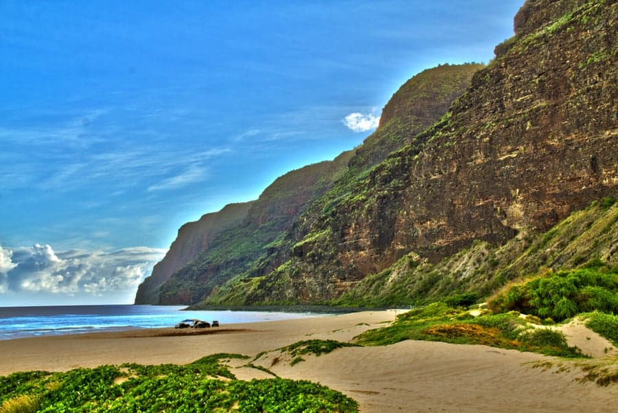 Polihale state park1