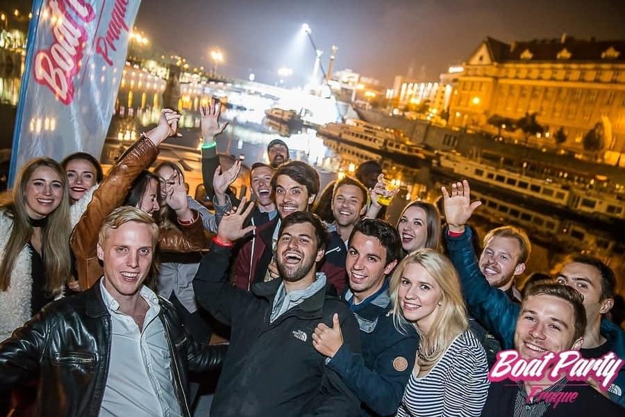 Prague Boat Party/Nightclub