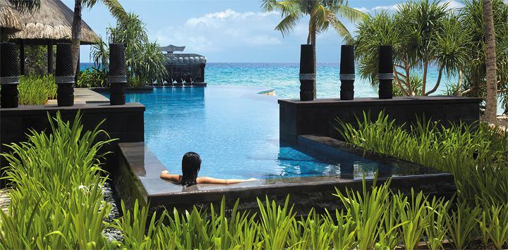 Shangri La, Infinity pool-Philippines