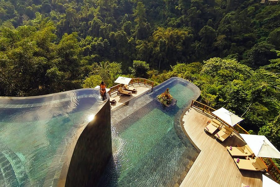 The Hanging Gardens of Bali - Indonesia