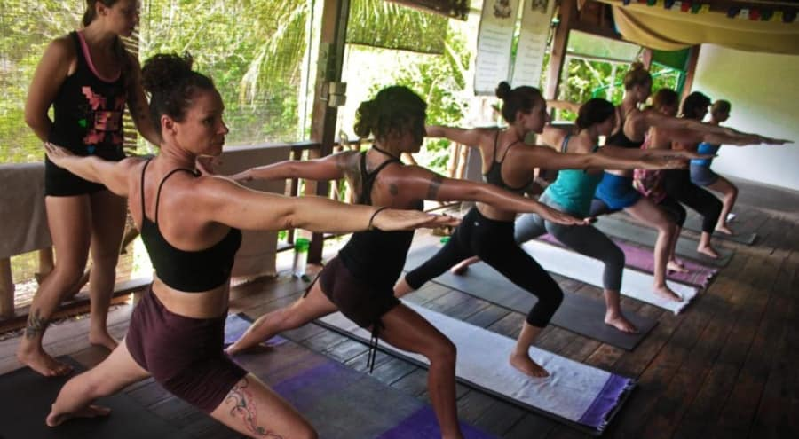 The Yoga Retreat - Koh Phangan (Best Yoga Retreats in Thailand) (Wellness Centres in Thailand)