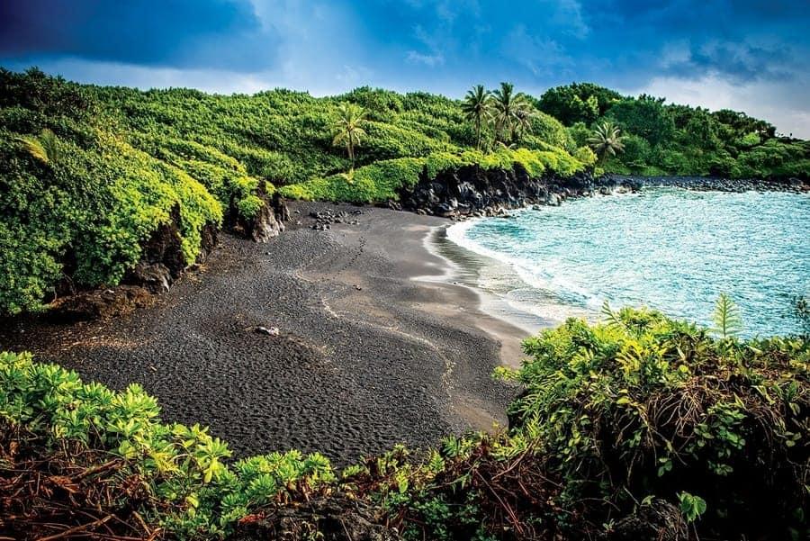 Waianapanapa State Park, Maui