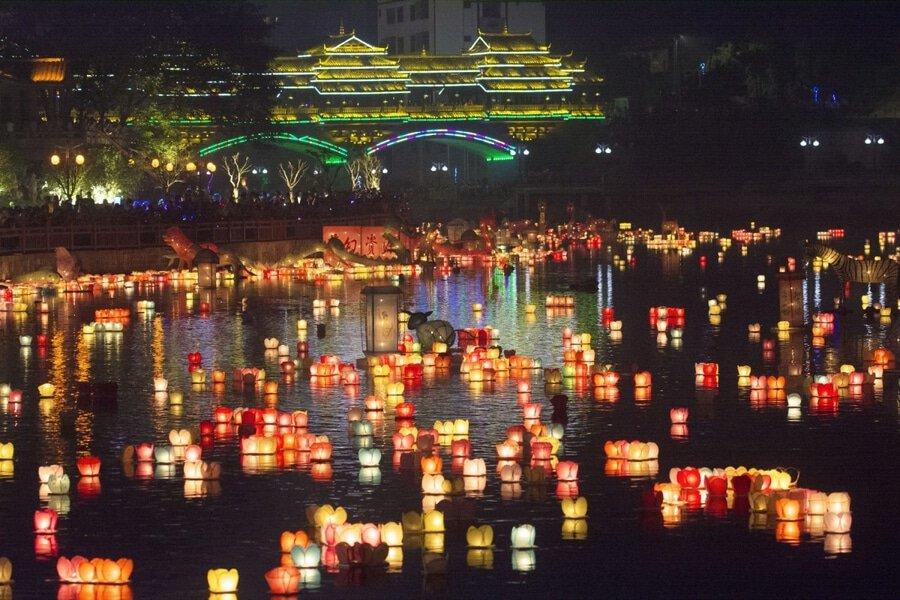 Water-Lantern-Festival-Ghost