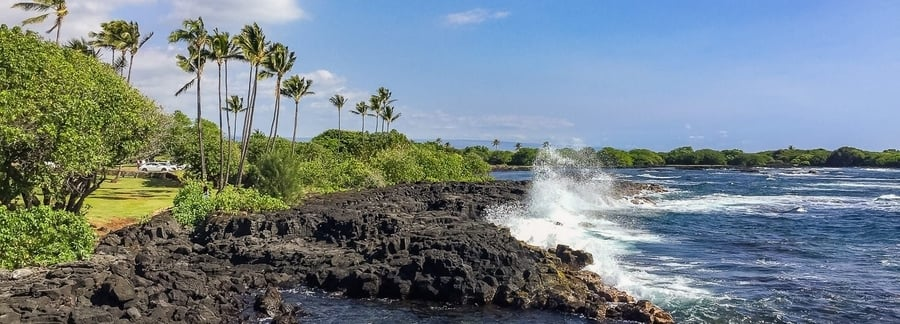 Whittington Beach Park, Big Island