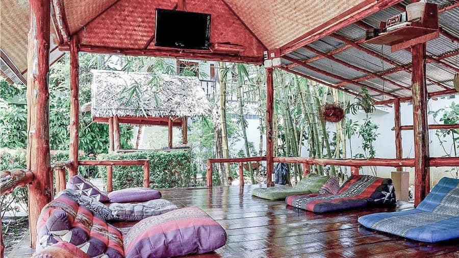 Ananda yoga Retreat & Detox Resort. (Best Yoga Retreats in Thailand) (Wellness Centres in Thailand)