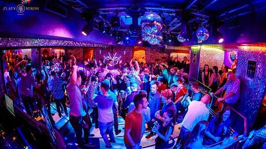 zlaty strom nightclub prague