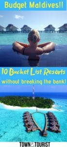 10 Budget Resorts Maldives
