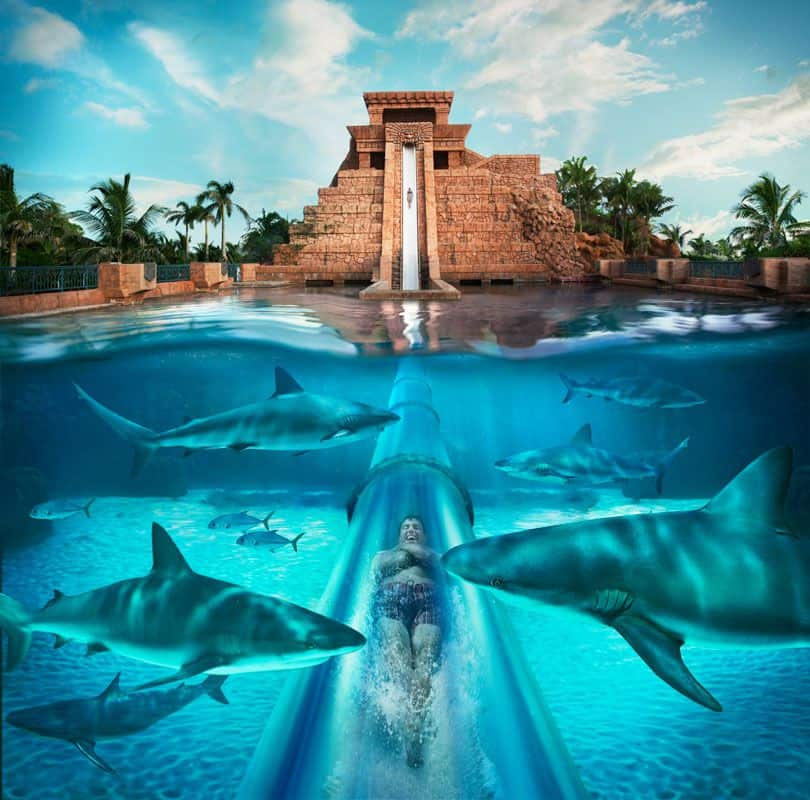 Aquaventure_MayanTemple-Nassau-Bahamas