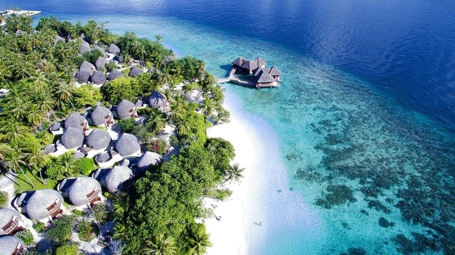 Bandos Resort Maldives-Budget Maldives Itinerary