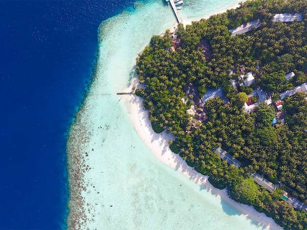 Biyadhoo Island Resort Maldives - Budget Resort