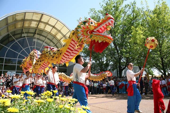 Chinese Culture Days Festival-Missouri