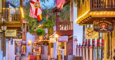 Colonial Quarter St Augustine
