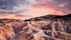 Death Valley National Park west coast road trip