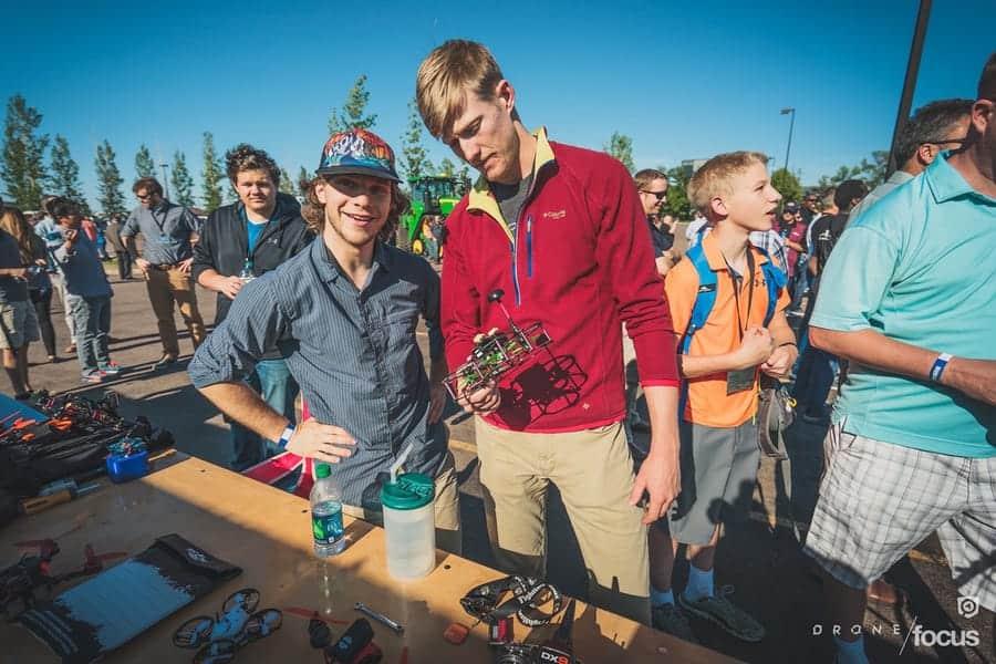 Drone Focus Convention North Dakota