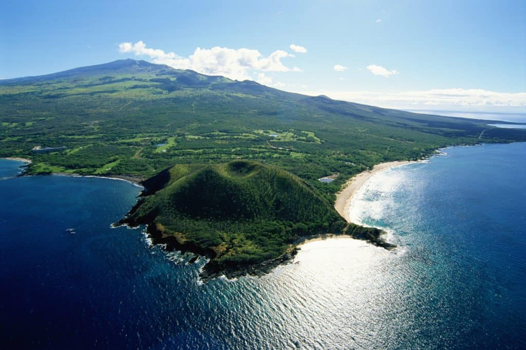 East Molokai Volcano Hawaii