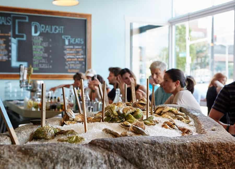 Eventide Oyster Co maine - East Coast Foodie Road trip 1