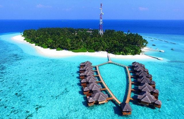 Finhalhohi Island Resort
