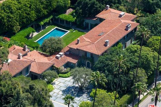 Frank Sinatras Home