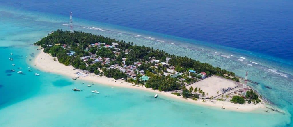 Fulidhoo Guest house maldives