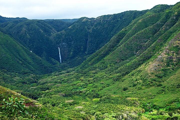 Halawa Valley Molokai