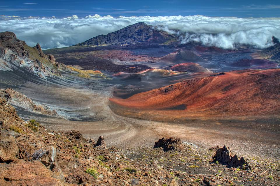 Haleakala Volcano Hawaii