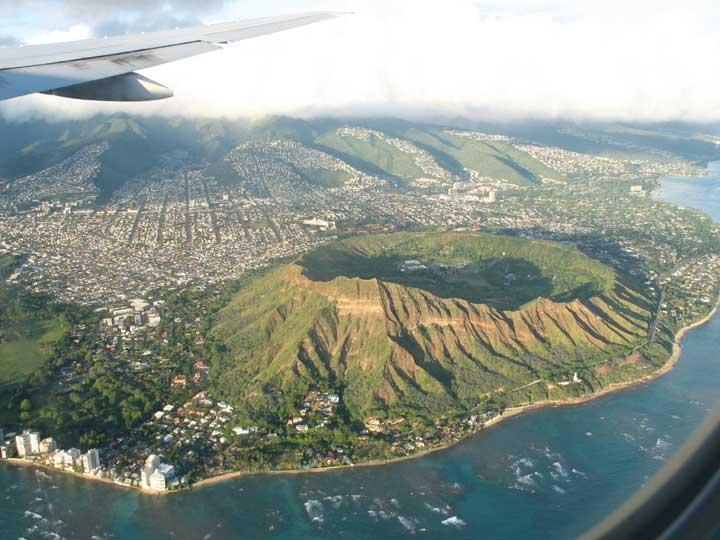 Hualalai volcano hawaii