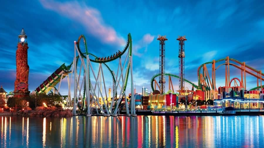 Island of Adventure Universal Studios Orlando