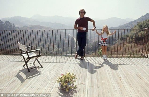Jack Nicholsons Home Beverley Hills