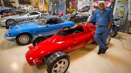 Jay Leno Car Collection