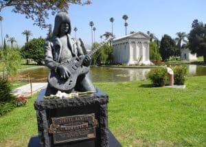 Johnny Ramoe Grave Hollywood+Forever+Cemetery+