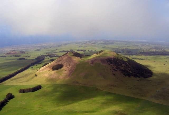 Kohala Mountain-Volcano-Hawaii