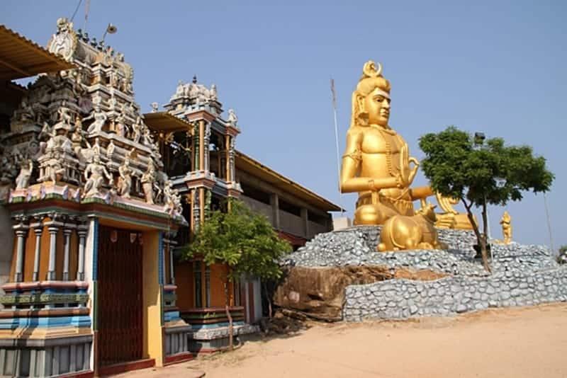 Koneswaram temple-Sri Lanka