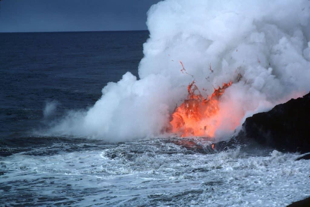 Lohi Underwater Volcano