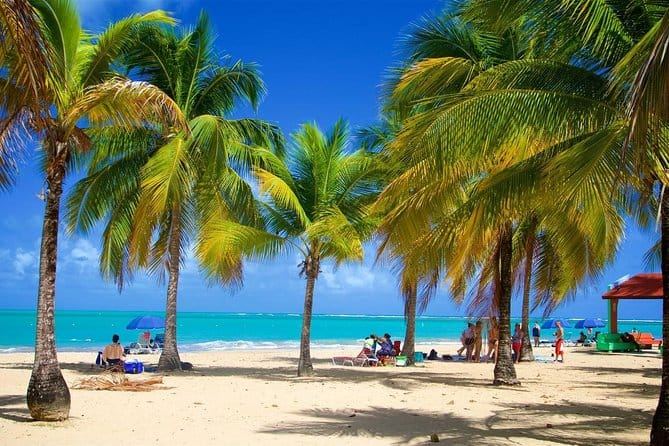 Luquillo Beach Puerto Rico guide