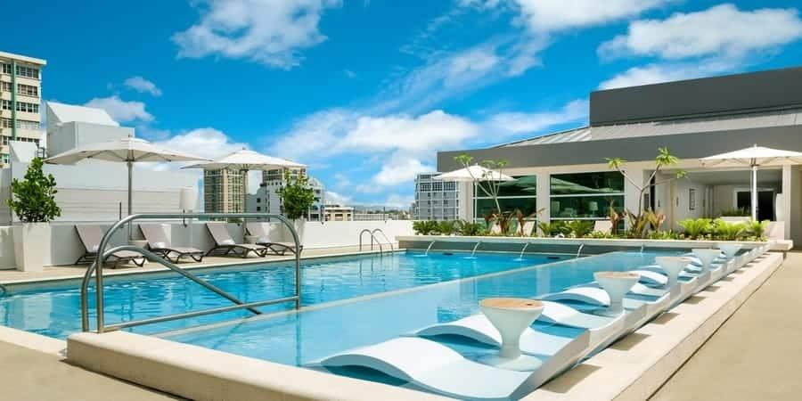 Marriot AC Honeymoon Hotel San Juan Puerto Rico