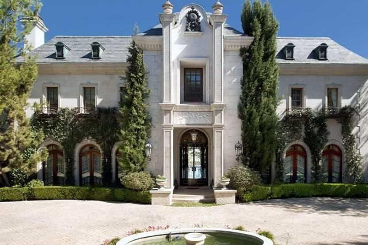 Michael Jacksons Beverley hills Home