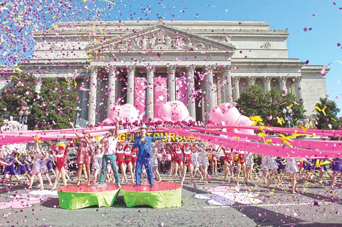 National cherry-blossom festival Washington-dc