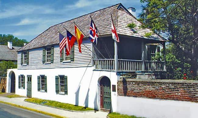 Oldest House in St Augustine, González–Alvarez