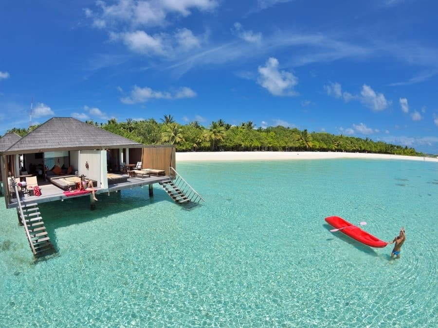 Paradise ISland Resort Maldives Budget Resorts - 7 Day Itinerary
