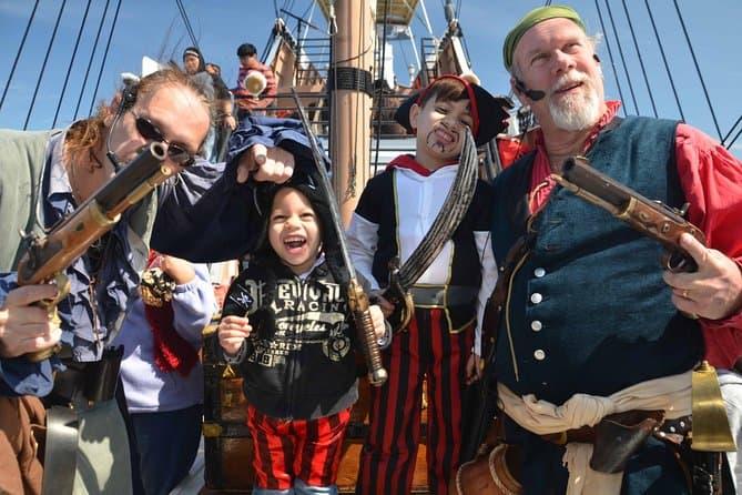 Pirate Tour St Augustine